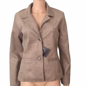 NWT Emporio & Co Italian luxury jacket